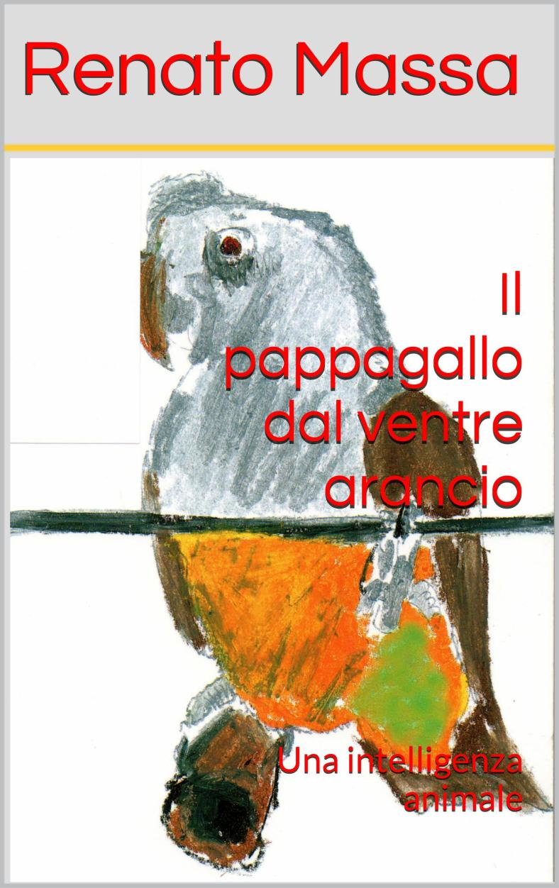 IL PAPPAGALLO DAL VENTRE ARANCIO, una intelligenza animale