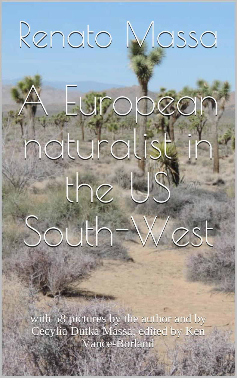 A EUROPEAN NATURALIST IN THE SOUTH-EAST USA